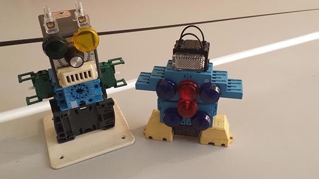 Laboratorio Robotica Ludica